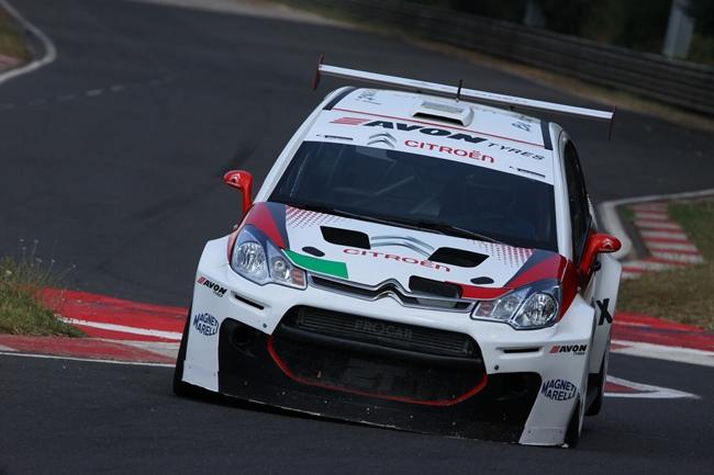 Citroen C3 Max Campionato Turismo Endurance