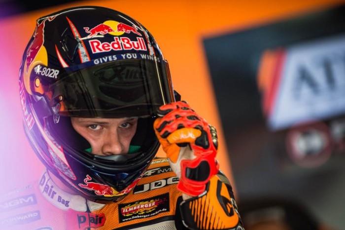 Stefan Bradl Aprilia MotoGP 2015