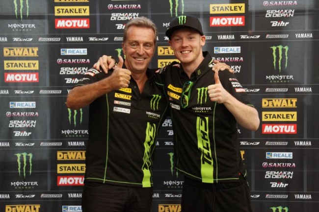 Bradley Smith & Poncharal