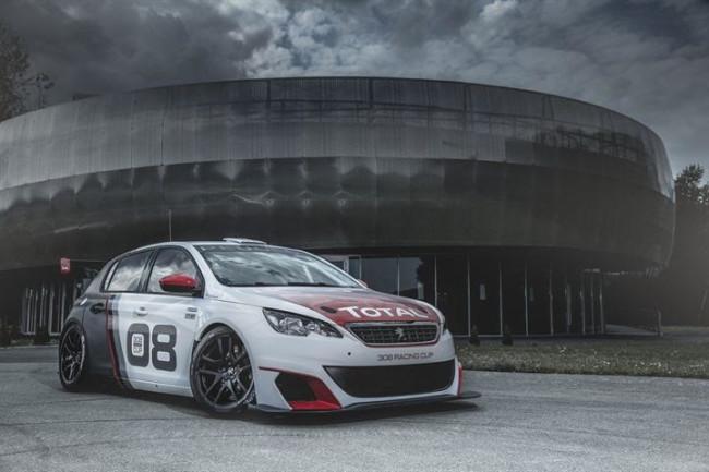 Peugeot 308 Racing Cup 2015