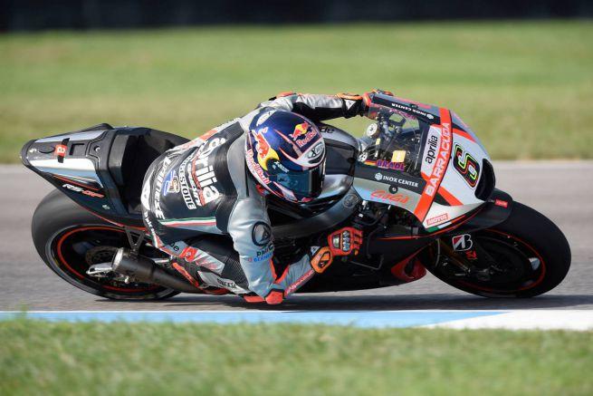 Stefan Bradl Aprilia RS-GP Silverstone