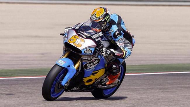 Tito Rabat Aragon Test MotoGP Honda RC213V debutto