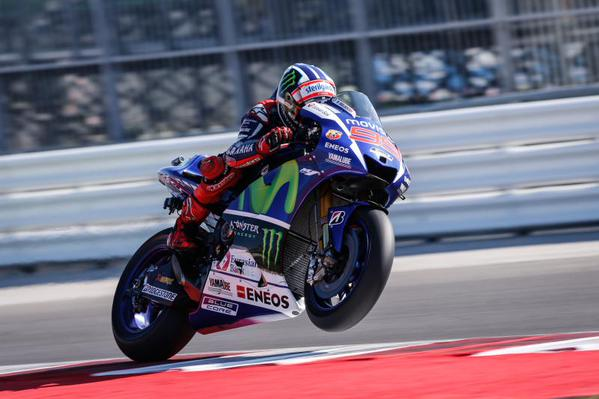 Jorge Lorenzo MotoGP Misano 2015