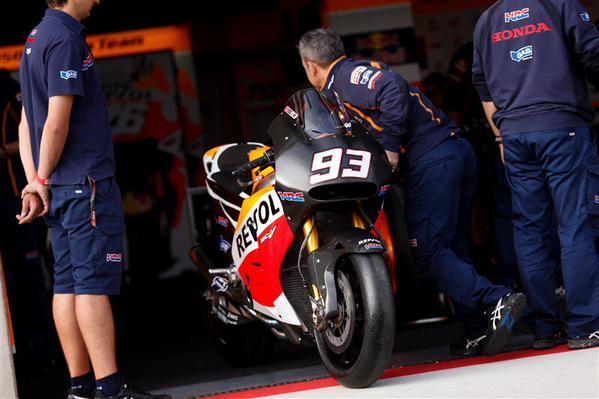Honda MotoGP 2016 Marc Marquez Aragon