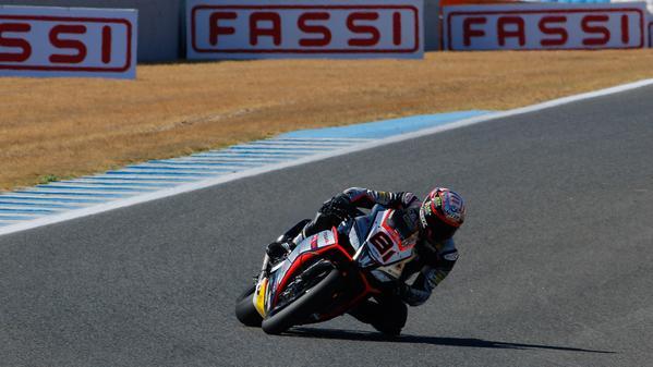 Jordi Torres Aprilia RSV4 RF Jerez 2015
