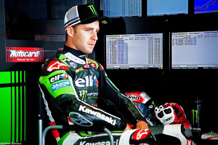 Jonathan rea World Superbike Champion 2015 Kawasaki Racing Team