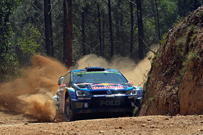 Rally Australia WRC 015 Latvala
