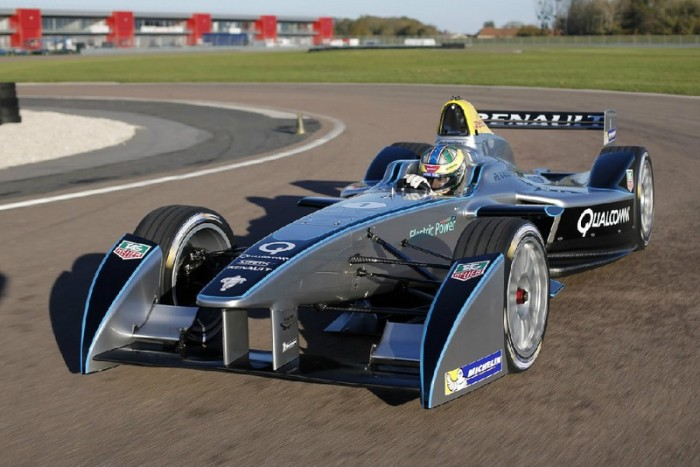 Formula E trasmessa dalla Rai nel 2016