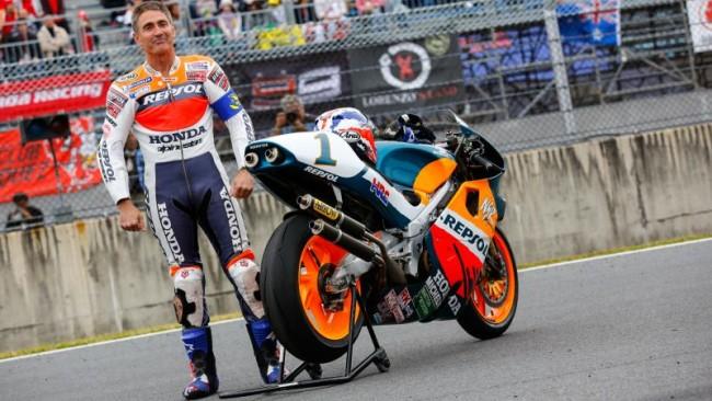 Mick Doohan MotoGP Legend 2015