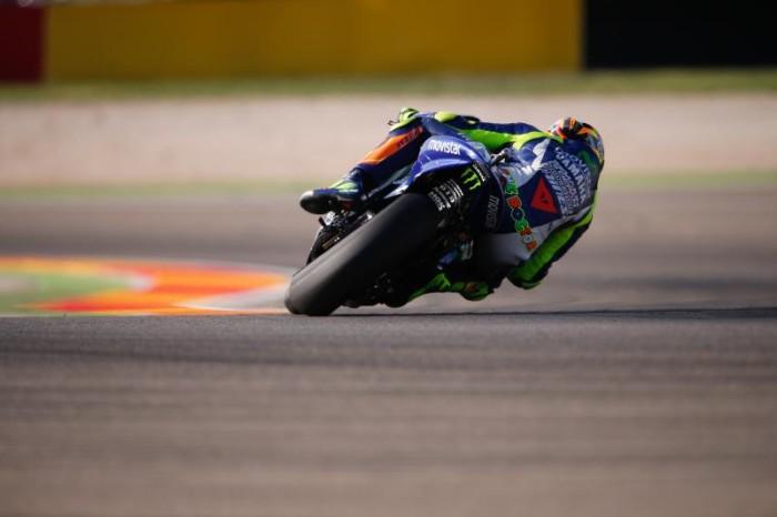 Valentino Rossi Aragon 2015 motogp