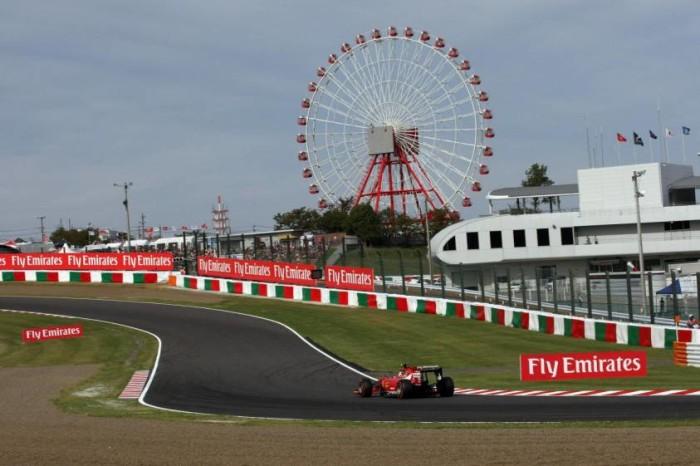 F1 Suzuka 2015 – Orari Dirette TV e Streaming