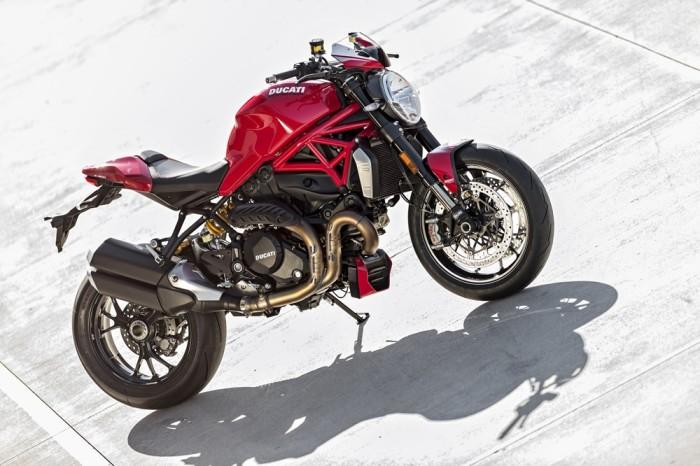 Ducati Monster 1200R 2015