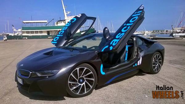 Recensione Italianwheels BMW i8