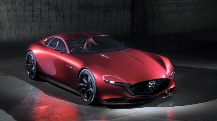 Mazda RX Vision Tokyo Motor Show 2015