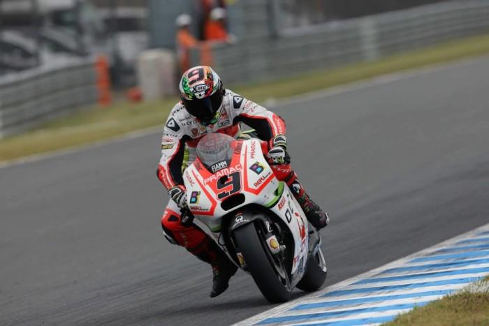 Danilo Petrucci Ducati Pramac MotoGP Motegi 2015