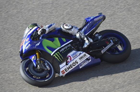 Jorge Lorenzo MotoGP Motegi 2015