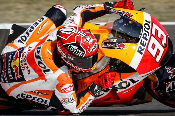 Marc Marquez Phillip Island MotoGP 2015