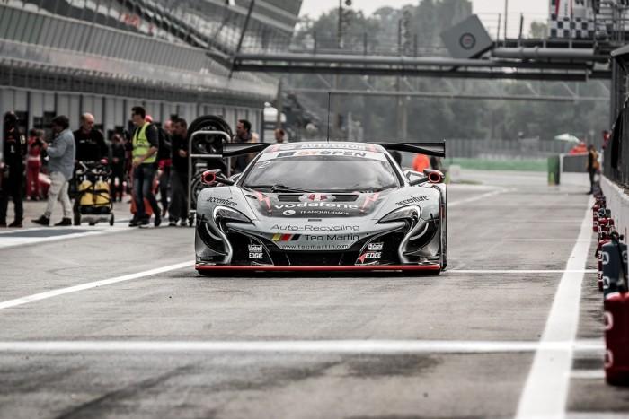 McLaren GT Open 2015 Monza
