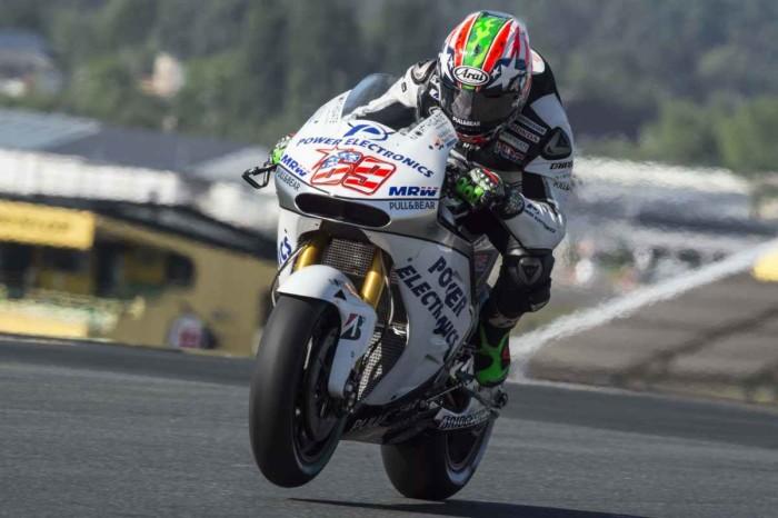 Nycky Hayden Honda RCV1000R MotoGP 2015
