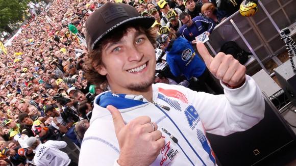 Karel Abraham AB Cardion MotoGP 2015
