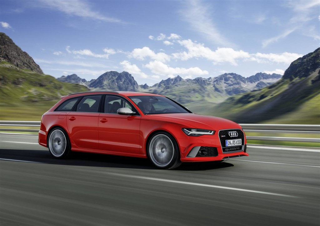 Audi RS 6 Avant Performance 2016