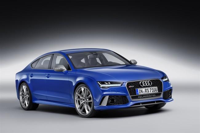 Audi RS 7 Sportback Performance 2016