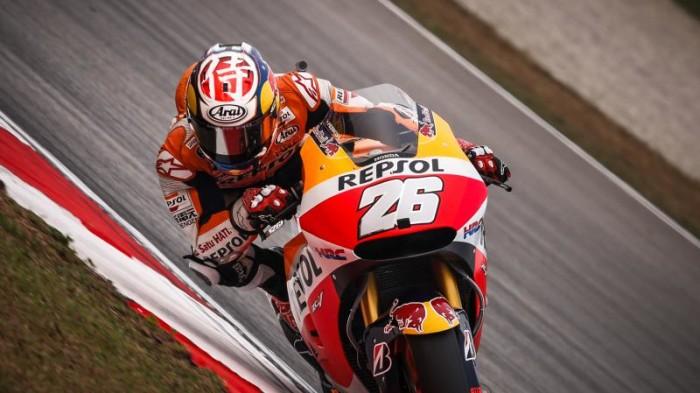 Dani Pedrosa Honda HRC GP Suzuka 2015