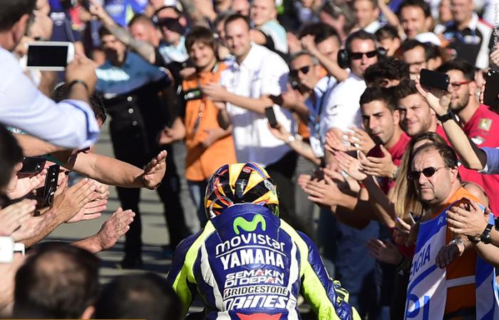 Polemica MotoGP Valencia 2015 Rossi Lorenzo Marquez