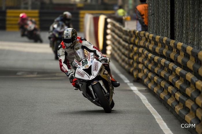 Macau GP 2015: vince il formidabile Hickman, Rutter è 3°
