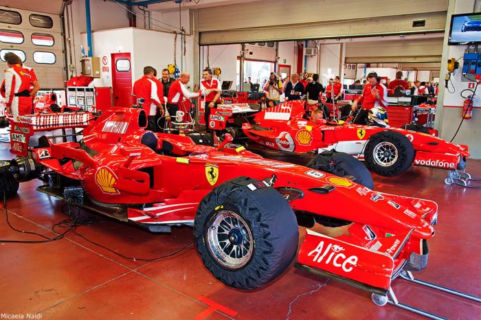 Vetture da sogno e Passione Rossa: le Finali Ferrari sono state un successo [FOTO]