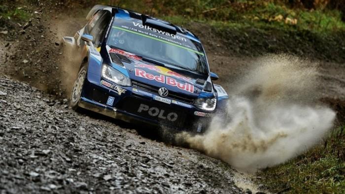 WRC, Galles: Meeke tallona Ogier, si riprende Mikkelsen