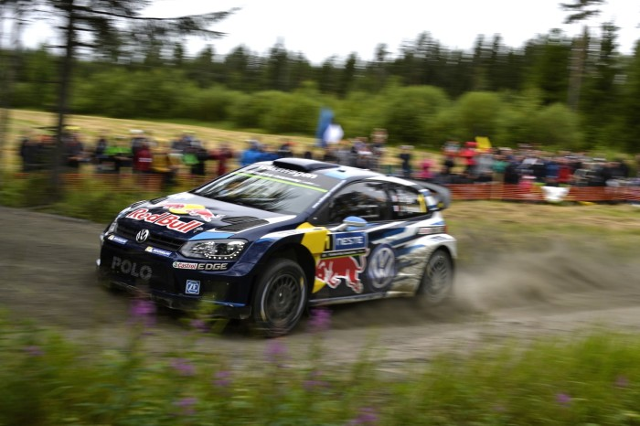 WRC, Galles: al via l'ultima tappa 2015