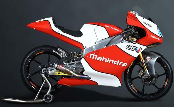 Peugeot Mahindra Moto3 CEV