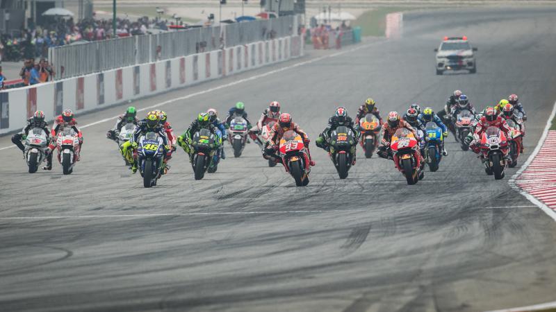 MotoGP Gran Premio Valencia 2015