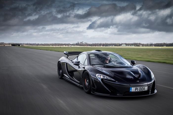 Termina la produzione della McLaren P1: ultimato ieri l'ultimo esemplare