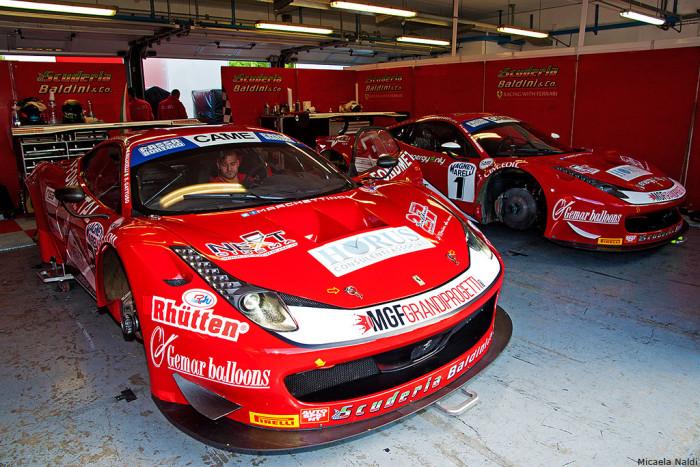 """Scuderia Baldini 27: """"L'obiettivo? La Ferrari 488 nella Super GT3 2016"""""""