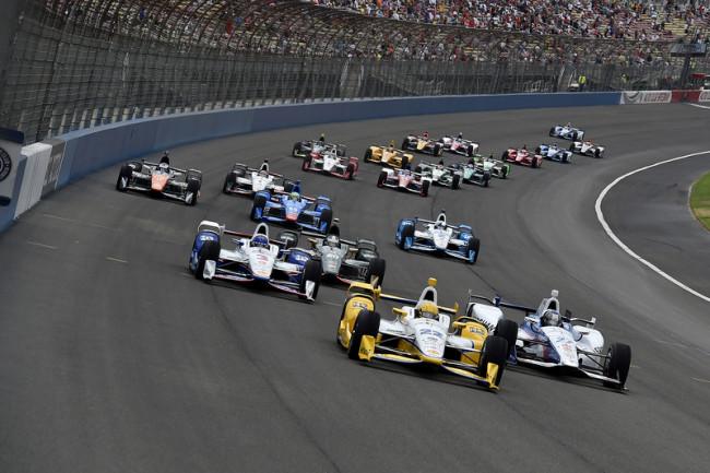 La Indy si aggiusta