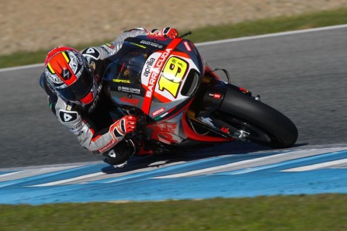 Alvaro Bautista Aprilia RS-GP 2015 MotoGP