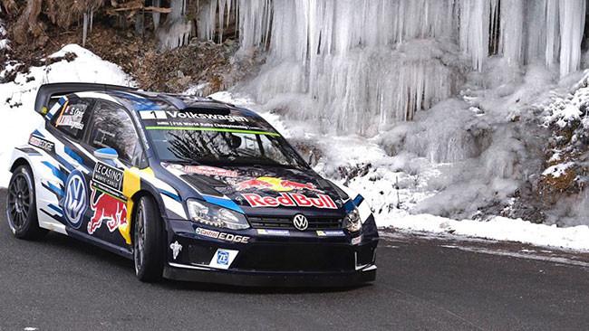 WRC, Montecarlo: Ogier in testa, Meeke impressiona