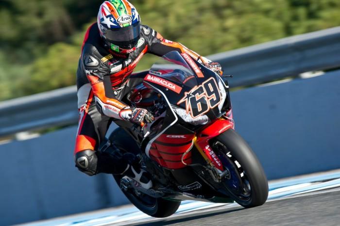 Nicky hayden superbike 2016 Honda CBR1000RR