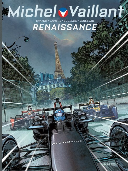 Vaillant al Paris ePrix