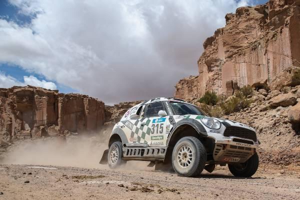 Dakar, 12° Tappa: Prima di Hirvonen, Rodrigues tra le moto
