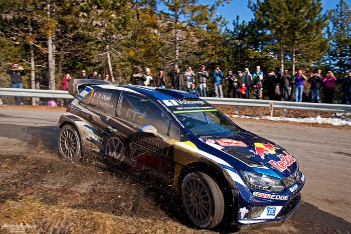 WRC, Montecarlo: Ogier trionfa per la terza volta, doppietta VW