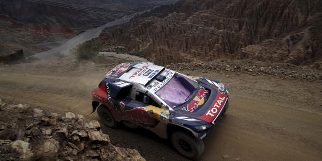 Dakar, 7° Tappa: prima vittoria per Sainz ed Antoine Mèo