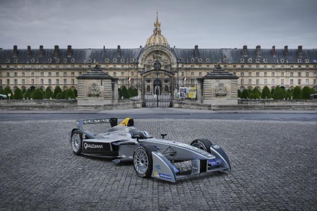 Formula E a Parigi