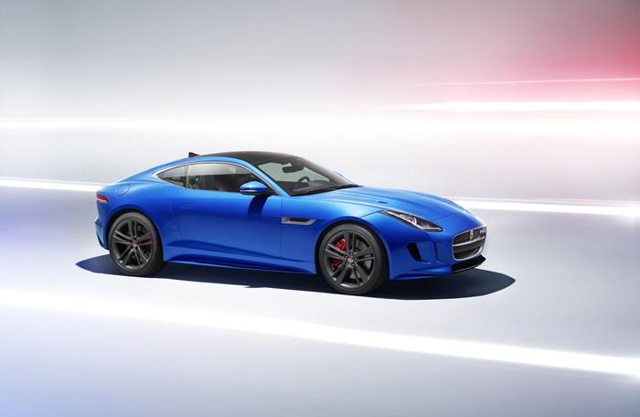 Jaguar F-TYPE: arriva la British Design Edition