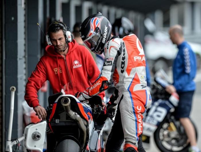 Scott Redding Ducati Team Pramac 2016 Phillip Island