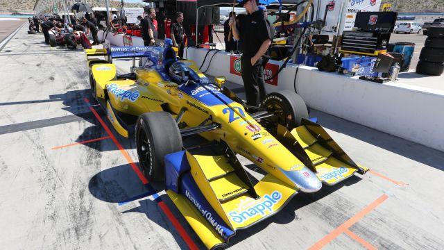 Andretti terzo a Phoenix