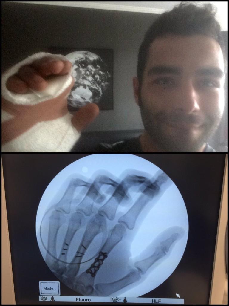 """""""Io, il mondo e la mia mano bionica vi diamo appuntamento in Qatar. L'ho detto"""" - Danilo Petrucci via Twitter"""