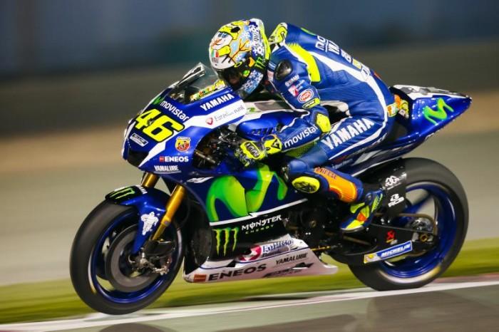 "MotoGP, Rossi: ""Gli ultimi cinque giri saranno durissimi"""